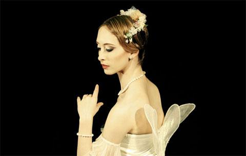 Dal balletto La Sylphide
