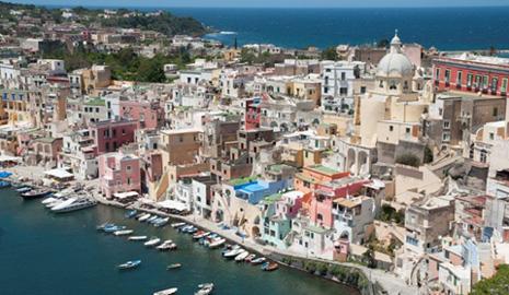 Isola di Procida - Corricella - Foto di Andrea Marletta