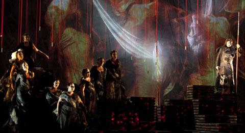 Die Walkure (La Valchiria) di Richard Wagner