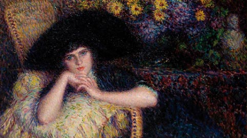 Enrico Lionne: Sogni, 1913