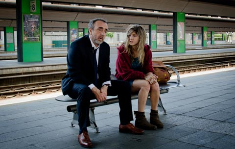 Un'immagine dal film La variabile umana