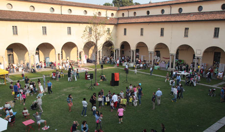 Chiostro in Fiera