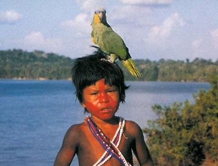 Amazzonia Se tu fossi Indio