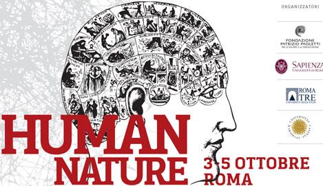 Locandina Human Nature: anima, mente e corpo