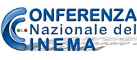 Logo Conferenza nazionale del cinema