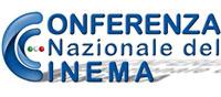 Logo Conferenza nazionale del cinema