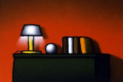 Tino Stefanoni, Senza titolo, cm32x42 2006 acrilici su tela
