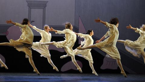 Teatro Regio Torino - Stagione d'Opera e di Balletto 2013-2014 - Ballet de l'Opéra de Lyon - Mats Ek Giselle - © Jaime Roque de la Cruz