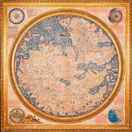 Mappamondo di Frà Mauro