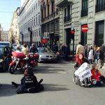 Roma manifestazione curarsi non è un reato © Foto di Diego Pirozzolo