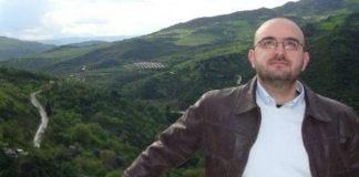 """Gerardo Ferrara, autore del romanzo """"L'assassino di mio fratello"""""""