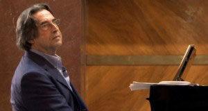 Maestro Riccardo Muti