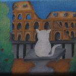 Genny De Vito, Il gatto del Colosseo