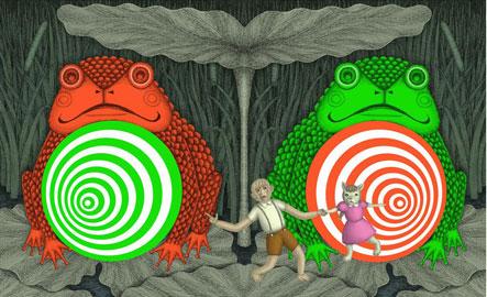 Akira Hamano: The forest