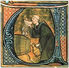 Immagine locandina della conferenza Viaggio nel mondo della cucina romana antica