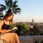 Manuel Tempestilli - Studiare a Roma