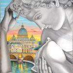 Sara Cancelliere - Roma, abbraccio d'amore