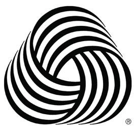 Franco Grignani: Logo della pura lana vergine, 1964