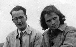 Alfred und Gisela Andersch © Annette Korolnik-Andersch, Carona
