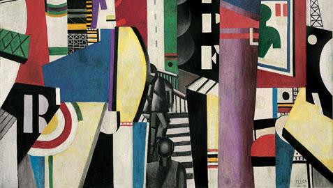 Opera di Fernand Léger
