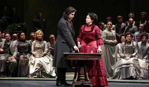 Lucia di Lammermoor di Donizetti