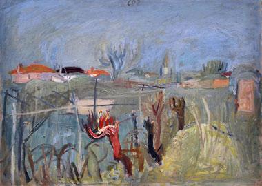 Carlo Della Zorza, Mazzorbo, 1946