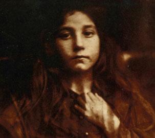 J.M.Cameron Kate Keown 1864
