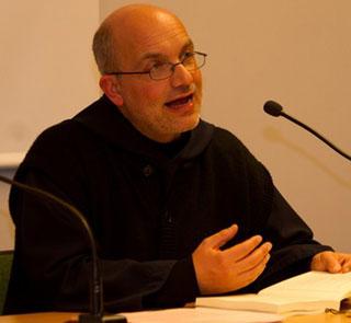 Il monaco Michael Davide Semeraro