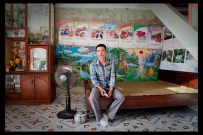 Emanuela Colombo, Portraits of Hope
