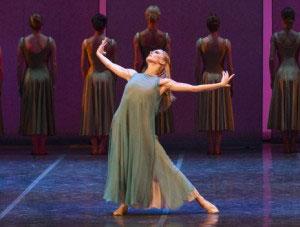Balletto dal titolo Ghetto