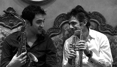 Raffaele Casarano e Paolo Fresu