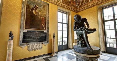 statua in bronzo dello Spinario