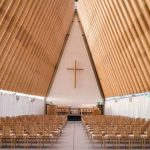 Cardboard Cathedral, 2013, Christchurch, New Zealand, Photos by Stephen Goodenough