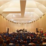 Paper Concert Hall, 2011, L'Aquila, Italy, Photos by Didier Boy de la Tour