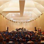 Paper Concert Hall, 2011, L'Aquila, Italy, Photos by Didier Boy de la Tour