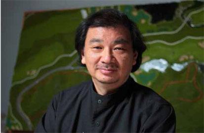 Shigeru Ban, Photo by Shigeru Ban Architects