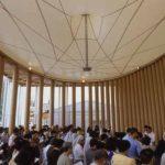 Paper Church, 1995, Kobe, Japan, Photos by Hiroyuki Hirai