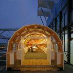 Paper Temporary Studio, 2004, Paris, France, Photo by Didier Boy dela Tour
