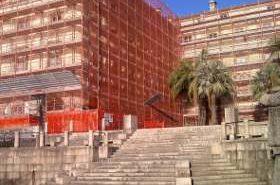 Restauro del Palazzo Borromeo all'Isola Bella