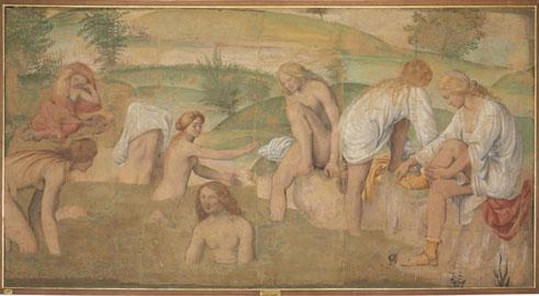 Bernardino luini e i suoi figli mostra a palazzo reale di milano bit culturali - Donne al bagno pubblico ...
