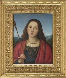 San Sebastiano, dopo il restauro