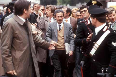 "Una immagine del film ""Quando c'era Berlinguer"""