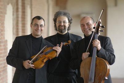 Trio Modigliani