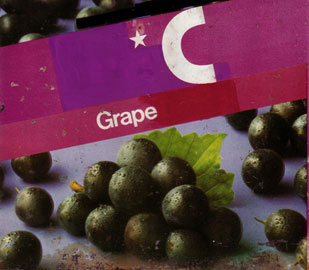 Grape Juice, Flavio Favelli