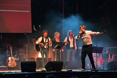Enzo Iacchetti al Premio Bindi 2012