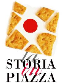 Logo, La storia in Piazza