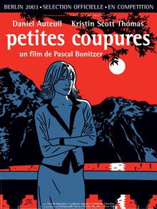 Locandina francese del film Piccoli tradimenti