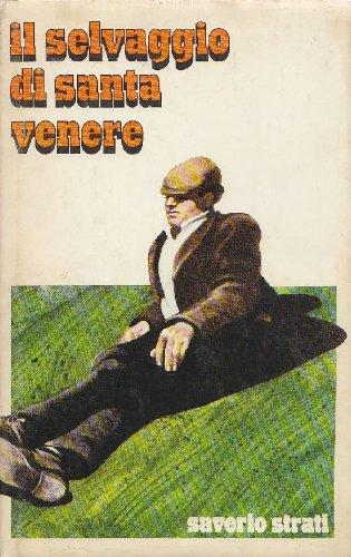 """Copertina del libro di Saverio Strati """"Il selvaggio di Santa Venere"""""""