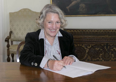 Angela Terzani Staude