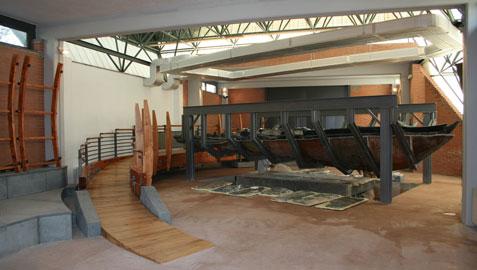 Padiglione Barca Ercolano